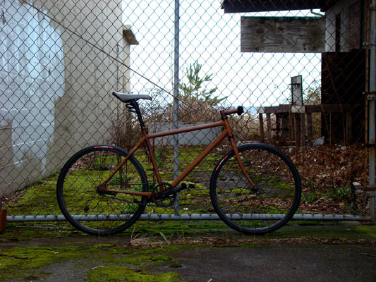 rusty bike beautiful lomo - photo #17